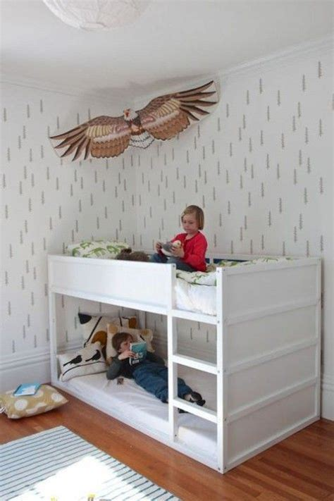 ikea tuffing bunk bed hack 17 best ideas about ikea bunk bed on pinterest kura bed