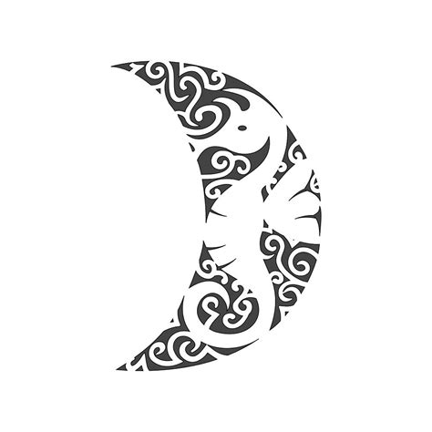 half moon tattoo designs moon tattoos designs ideas and meaning tattoos for you