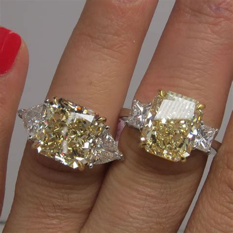 different color diamonds color diamonds are for fancy engagement rings