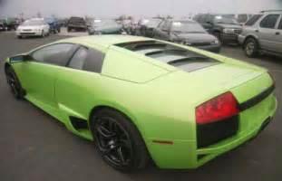Lamborghini Junkyard Wrecked Cars For Sale Cheap Wrecked Cars For Sale In