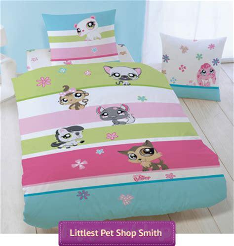 Littlest Pet Shop Bedding Set Bedding Littlest Pet Shop Smith Children Bedding