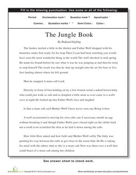 jungle book themes analysis 33 best literature jungle book unit study images on pinterest