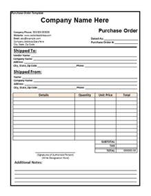 order template 37 free purchase order templates in word excel