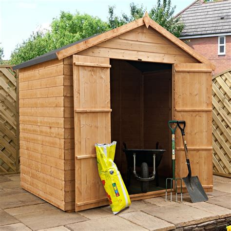 Waltons Shed by Walton S Select Tongue And Groove Apex Door Garden