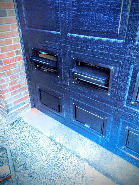 Garage Door Louver Vents Finest Doorman Loading Dock New Jersey New York