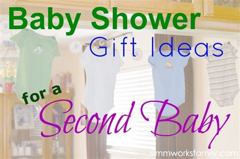 Baby Shower For A Second Baby baby shower gift ideas for second baby simmworks family