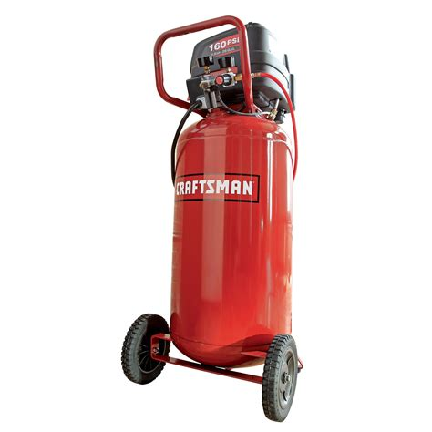 craftsman 26 gal vertical compressor tools air compressors air tools air compressors