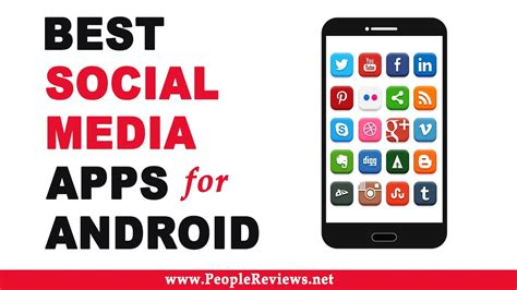 8 best social media caigns best social media apps for android top 10 list
