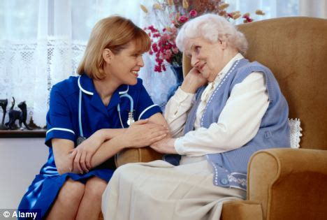 patronising elderly patients should be on par with racism