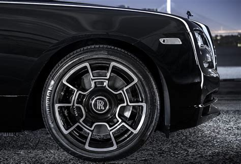rolls royce wheels rolls royce black badge series lands in australia