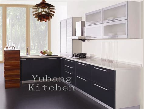High Gloss Lacquer Kitchen Cabinets China High Gloss Matt Finished Lacquer Kitchen Cabinet M L47 Photos Pictures Made In China