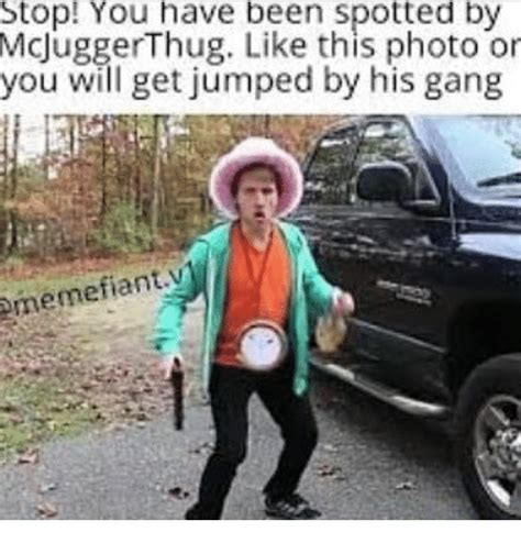 Has Been Spotted by Stop You Been Spotted By Mcjuggerthug Like This