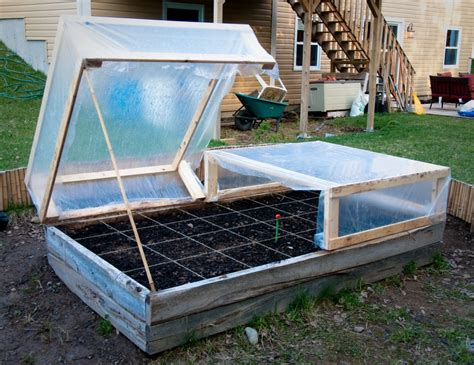 diy garden beds diy raised bed cold frames my garden log blog