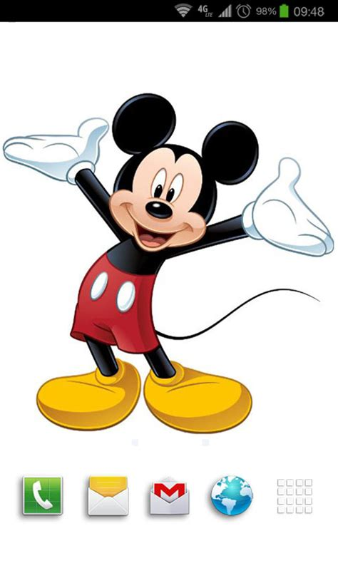 mouse apk free mickey mouse hd wallpaper apk for android getjar