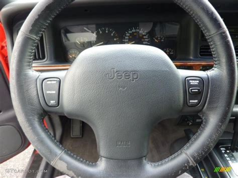 jeep xj steering wheel 1998 jeep grand cherokee laredo 4x4 steering wheel photos