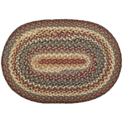 Braided Rugs Oval by Biscotti Cotton Braided Area Rugs 20x30 8x10 Oval And