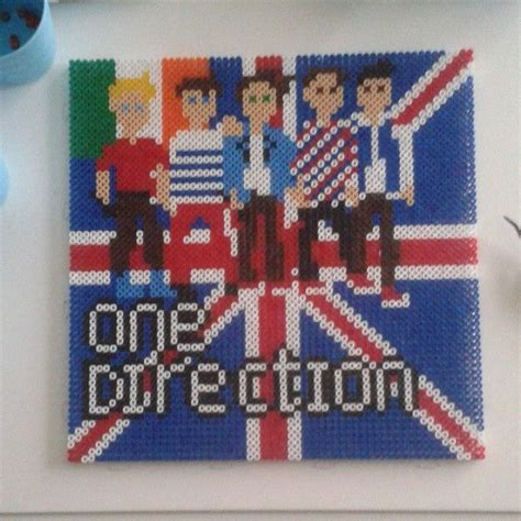 one direction perler 1000 images about perleplade id 233 er on