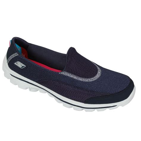 Go Walk Skechers by Skechers S Go Walk 2 Blue
