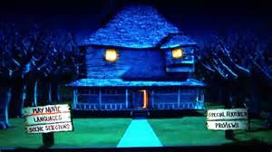 moster house monster house menu dvd youtube