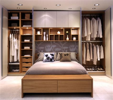 wall storage ideas bedroom home dzine bedrooms storage ideas for a small main or