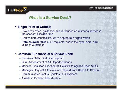 help desk vs service desk october 2008 transforming from help desk to service desk