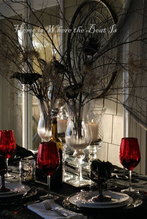 10 elegant Halloween table themes ? Craft Gossip