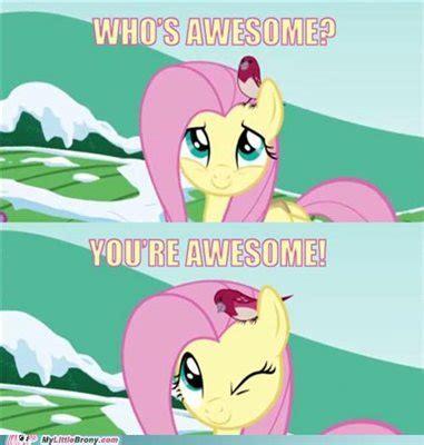 Hhhnnnggg Meme - my little pony meme fluttershy