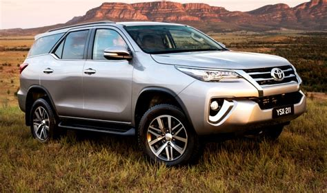 Fortuner K5005g Black Silver top 5 premium suvs on sale in india for 2016 find new upcoming cars car bikes