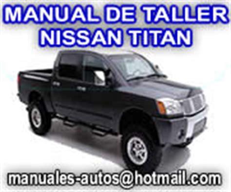 vehicle repair manual 2008 nissan titan auto manual manual de taller y reparacion nissan titan 2008 2009