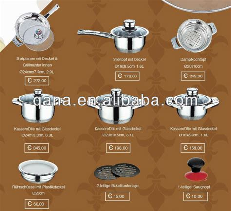 Pot Pp Bunga Import 15gr Pink swiss line new stainless steel 16pcs cooking pot cookware set buy cookware set stainless steel