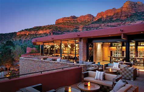St Regis Floor Plan Enchantment Resort Sedona Dining Arizona Dining