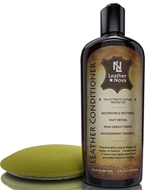 leather conditioner restorer 8 oz the ultimate leather