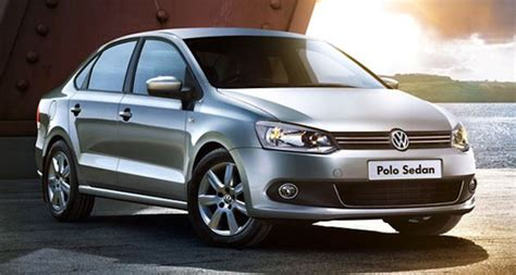 volkswagen polo sedan 2016 with new variants of jetta tiguan and polo sedan