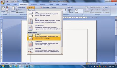 cara membuat header and footer di excel 2007 cara menghilangkan page break di excel 2007 create