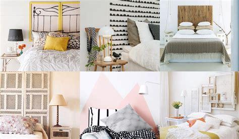 cabeceros de cama baratos y originales 17 cabeceros originales y baratos ideas cabeceros de