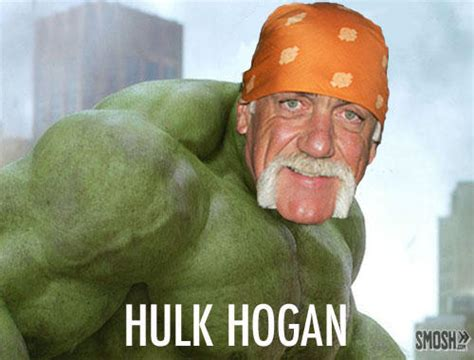 Hulk Hogan Meme - punday the avengers smosh