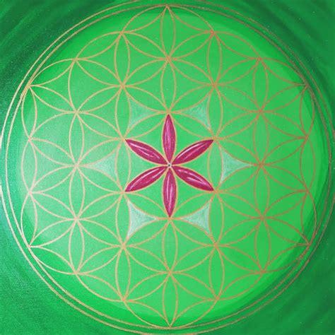 le blume des lebens heilbilder f 252 r die seele esoterische energiebilder blume