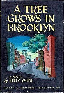 themes in the book brooklyn a tree grows in brooklyn novel wikipedia
