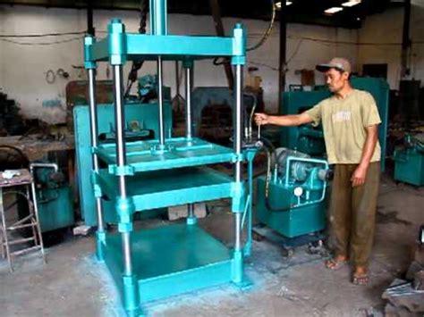Press Baglog hydraulic pressing machine