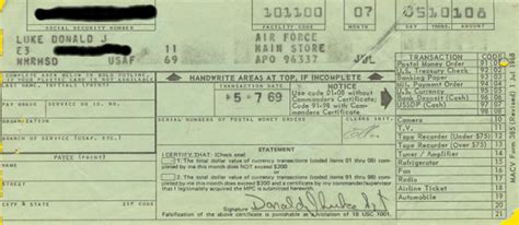 Money Order From Post Office by Money Order Post Office Image Search Results