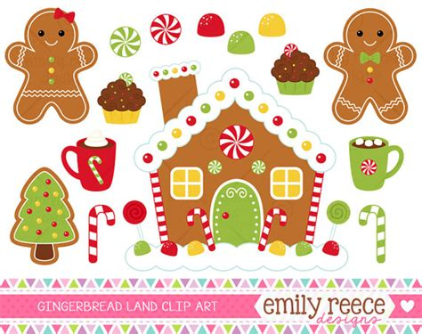printable gingerbread man decorations gingerbread house gumdrop candy cane cocoa cute clip art