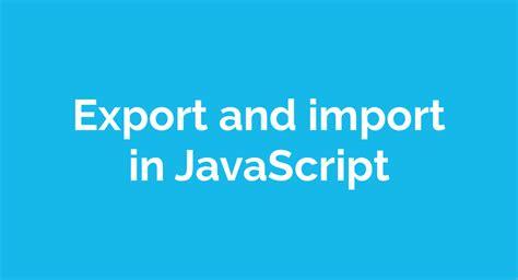 Javascript Import Image