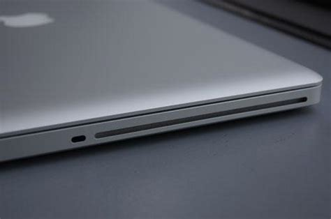 Optical Drive Macbook Pro apple macbook pro 15 inch thunderbolt slide 20 slideshow from pcmag