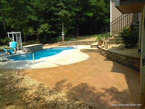 Backyard Leisure Greensboro - tubs and swimming pools installed by backyard leisure of raleigh greensboro and concord nc