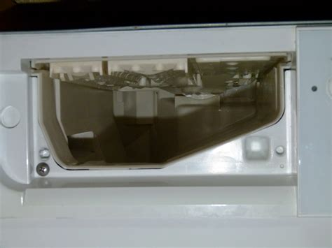 Washing Machine Drawer Compartments by Soap Drawer Compartment Clean Helpful Colin