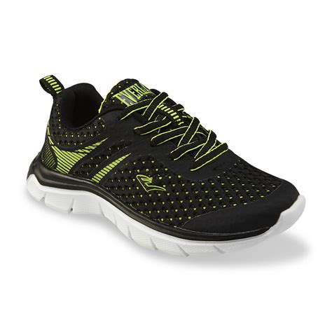 neon athletic shoes everlast 174 boy s sling black neon green athletic shoe