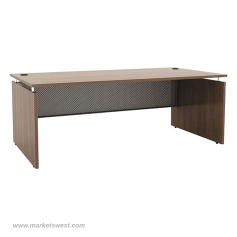 alera sedinaag series straight front desk shell alera sedina series 72 quot straight front desk shell
