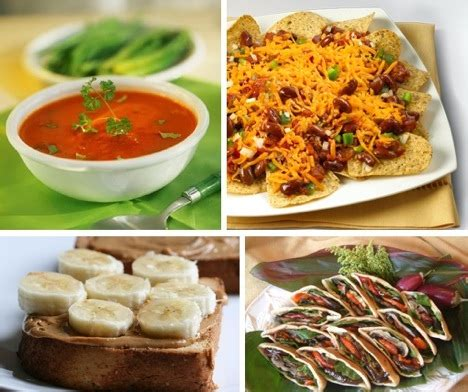 14 quick vegetarian recipes for the hopeless cook webecoist