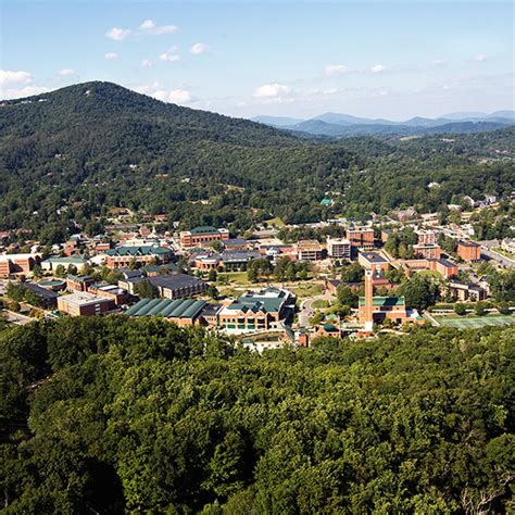 Mba In Boone Nc by Appalachian Earns Aashe S Top Overall Sustainability