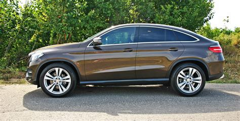 Mercedes Crossover Gle by 2016 Mercedes Gle 350d Coupe Is A Balanced Crossover